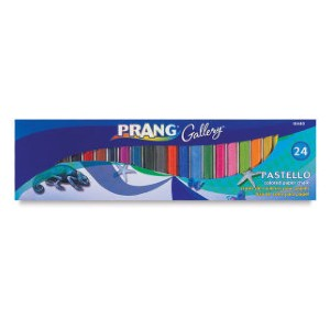 Prang Poster Pastellos - Best Crayons for Artists: Colored Chalk Crayons