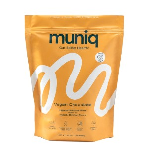 Muniq Prebiotic Resistant Starch Shake - Best Prebiotic Fiber Supplements: Clinically Proven Benefits