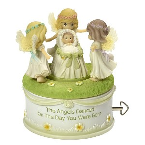 Precious Moments Angels Danced on The Day You Were Born - Best Music Box for Toddlers: Stunning visual
