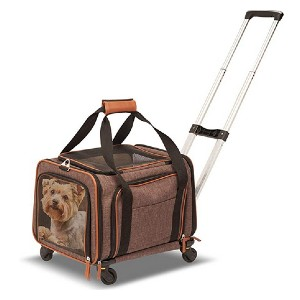 10 Reviews: Best Pet Carrier for Small Dogs (Oct  2020)