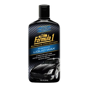 Formula 1 Premium Liquid Wax - Best Liquid Wax for Cars: Goes on Fast and Wipes off Easily
