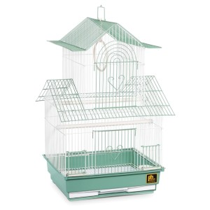Prevue Hendryx SP1720-4 Shanghai Parakeet Cage - Best Bird Cages for Budgies: Complement your home decor