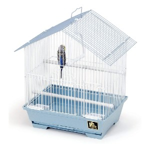 Prevue Pet Products 31996 House Style Economy Bird Cage - Best Bird Cages for Parakeets: Best for budget