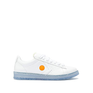 Converse Pro Leather OX trainers - Best Sneakers Under 150: Padded Cuffs and Debossed Logo At Heel