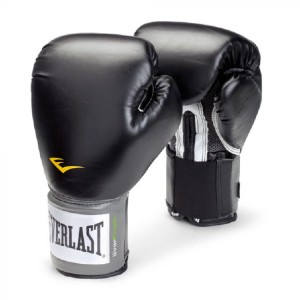 Everlast Pro Style Training Boxing Gloves - Best Boxing Gloves for Heavy Bag: Comfortable Feel and Long-Lasting Durability