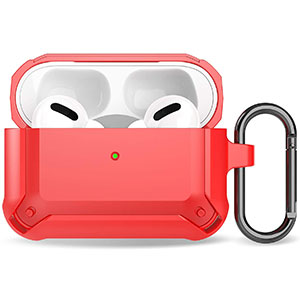 ProCase Protective Cover for AirPods Pro Case 2019 - Best AirPods Pro Case: TPU and UAG Design Double Protect