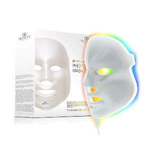 Project E Beauty LED Face Mask Light Therapy  - Best LED Therapy Mask at Home: Natural Result Mask
