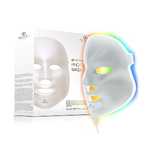 Project E Beauty LED Face Mask Light Therapy - Best Light Therapy Mask for Rosacea: Great Treatment