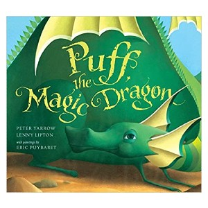 Peter Yarrow Puff, the Magic Dragon - Best Pop-Up Books for Toddlers: Pass down your childhood memory