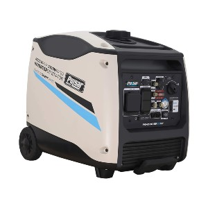 Pulsar PG4500iSR - Best Generators for RVs: Quiet Operation with Noise Level Only 63dB