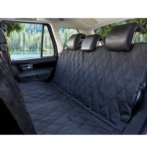 PupProtector™ Back Seat Dog Car Cover - Best Dog Car Back Seat Covers: Not Easy to Slip