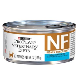 Purina Pro Plan Veterinary Diets NF Kidney Function Advanced Care Formula Canned Cat Food - Best Food for Cats with Kidney Disease: Added B-complex Vitamins