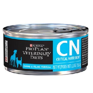 Purina Pro Plan Veterinary Diets CN Critical Nutrition Formula Canned Dog & Cat Food - Best Cat Food for Indoor Cats Vet Recommended: Food for Losing Weight
