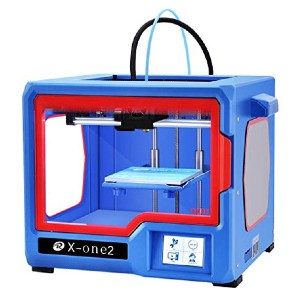 QIDI Technology X-one2 Single Extruder 3D Printer - Best 3D Printers for Professionals: Professional toy-like printer
