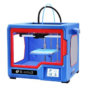 QIDI Technology X-one2 Single Extruder 3D Printer - Best 3D Printers under $500: The most affordable