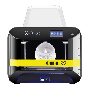 QIDI TECH X-Plus 3D printer - Best 3D Printers for Kids: Feature The Quiet Printing