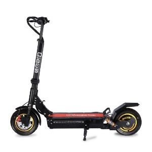 QIEWA Q1-Hummer 1000Watts - Best Electric Scooter Long Range: Safely ride on rainy days
