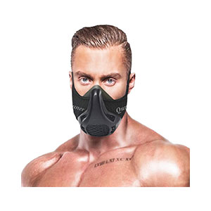 QISE Training Mask 3.0  - Best Masks for Working Out: Strengthen Your Stamina!