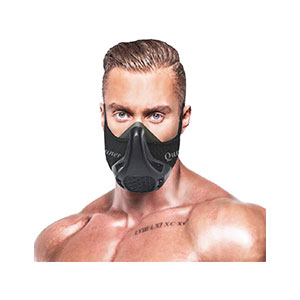 QISE Training Mask 3.0  - Best Masks for Working Out: Increase Your Physical Stamina!