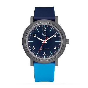 Q&Q SmileSolar Dual Blue Solar  - Best Waterproof Watches: For Both Women and Men