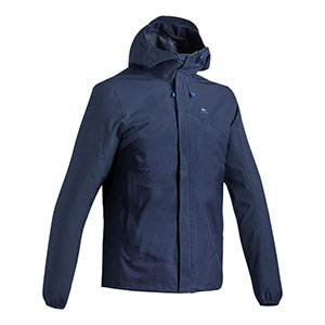QUECHUA Mh150 waterproof mountain  - Best Rain Jackets for Heavy Rain:  For Occasional Mountain Walking