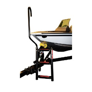 Bow Step 324416 - Best Boat Ladders: Folds Up and Away When Not in Use