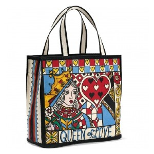 Brighton Queen of Love Tote - Best Tote Bag Designers: The Queen of Romance
