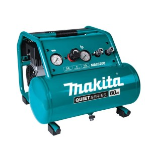 Makita MAC320Q - Best Air Compressors for Home Use: Huge capacity, power, and speed