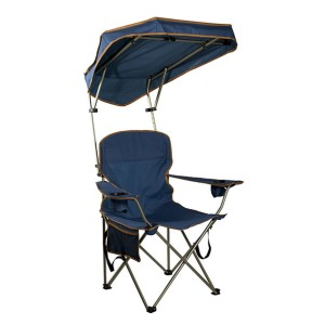 Quik Shade MAX Shade Chair - Best Folding Chair for Sports: With a canopy
