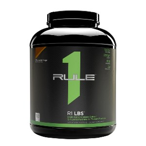 Rule One Proteins R1 LBS - Best Mass Gainer Protein: Help You Achieve Your Most Sizeable Aspirations