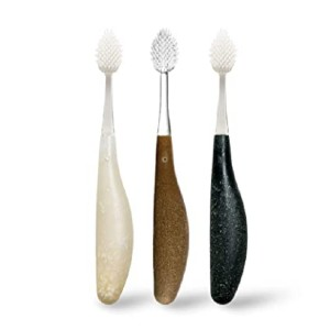 RADIUS Source Floss Brush  - Best Toothbrush Non Electric: Reduces waste by 93%