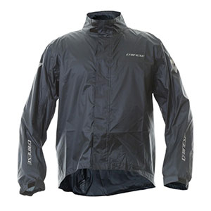 DAINESE RAIN JACKET ANTRAX - Best Raincoat for Motorcycle Riders: Ultra-lightweight Raincoat for Enjoyable Ride