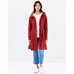 RAINS Curve Jacket - Best Raincoats for College Students: Stylish and Practical Outwear