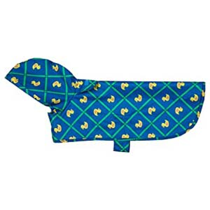RC Pets Packable Dog Rain Poncho - Best Raincoats for Corgis: Withstands extreme weather