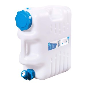 REDCAMP Portable Water Container with Spigot - Best 5 Gallon Water Jugs: Portable Jug