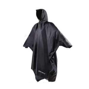 REDCAMP Waterproof Rain Poncho - Best Raincoats for Women: Permanently Water Repellent