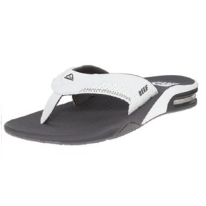 REEF Fanning Flip Flop - Best Walking Sandals for Men: Refreshing Feel of Satisfaction