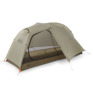 REI Co-op Quarter Dome SL 1 Tent - Best One-Person Tents: Reflective Stake Loops and Guylines Tent