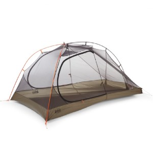REI Co-op Quarter Dome SL 2 Tent - Best Lightweight Tents: Tent with Vertical Sidewalls and Other Excellent Features