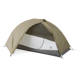 REI Co-op Passage 1 Tent with Footprint - Best One-Person Tents: Easy Set Up Tent with X-Pole Configuration