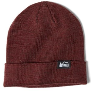REI Co-op Lightweight Logo Beanie - Best Beanies for Men: Itch-Free and Warm