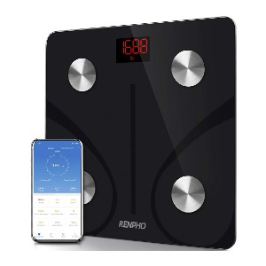 RENPHO Body Fat Scale Smart BMI Scale - Best Weighing Scale for Home Use: Best overall