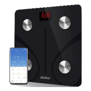 RENPHO Body Fat Scale Smart BMI Scale  - Best Weight Scale for Body Fat: This one is unbeatable