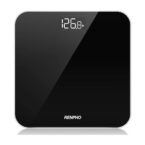 RENPHO Digital Bathroom Scale - Best Weight Scale to Buy: Thoughtfully crafted