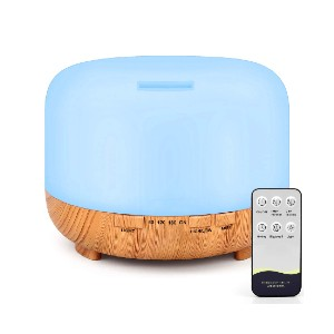 RENWER Essential Oil Diffuser - Best Oil Diffusers on Amazon: Diffuser with Remote Control