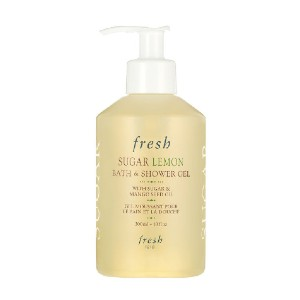 fresh Sugar Lemon Bath & Shower Gel by Fresh - Best Shower Gel for Women: Quick Lathering Gel for a More Radiant Complexion