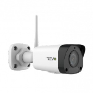 Revo RUCWB40-1 - Best WiFi Security Cameras Outdoor: Two-Step Smartphone View Setup