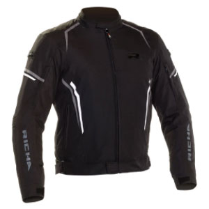 RICHA GOTHAM 2 JACKET - Best Raincoat for Motorcycle Riders: For Your Sporty Look