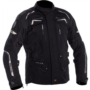 RICHA INFINITY 2 JACKET - Best Raincoat for Motorcycle Riders: High Durability with 3M Reflective Pipping