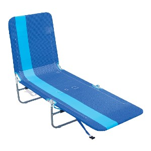 Rio Gear Lounge Chair with Backpack Straps and Storage Pouch - Best Poolside Chaise Lounge: Packable Outdoor Chaise Lounge